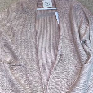 Urban Outfitters Mauve pinky sweater